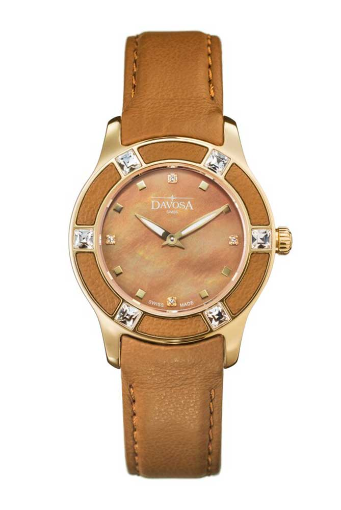 Irisea Mother of Pearl gold plated - 16756885