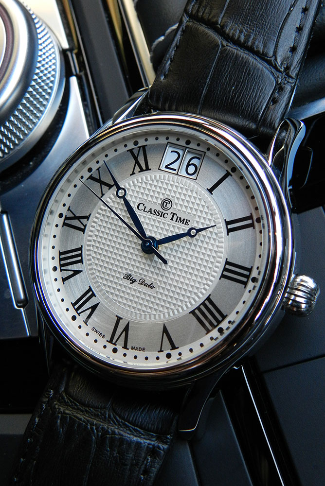 Classic Time - 50507BLK - 50507BLK