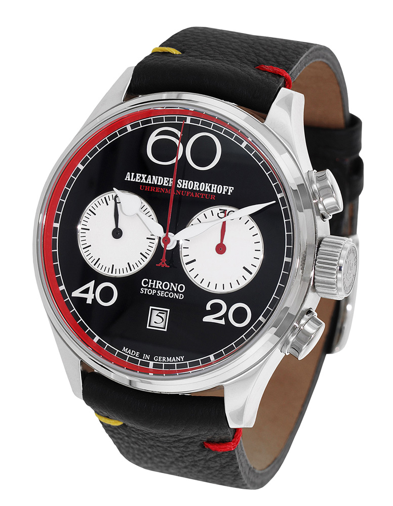 Chrono Red