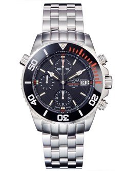 Argonautic Lumis Chronograph steel - 16140860