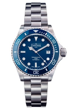 Ternos Professional Divers watch Automatic with helium valve - 16155640