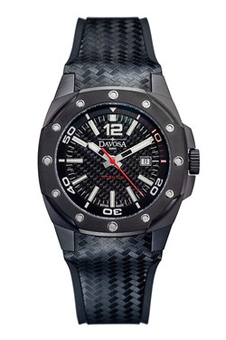 Titanium Automatic with transparent case back - 16156255