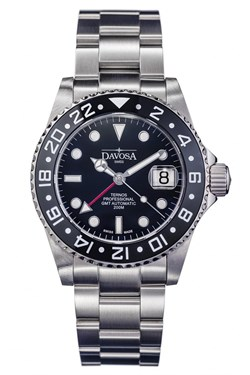 Ternos Professional GMT, second Time Zone. - 16157150
