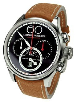 Chronograph-Regulator CR01