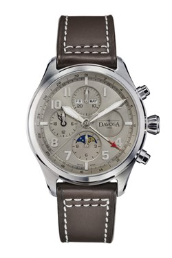 Newton Pilot Moonphase Chronograph 16158615